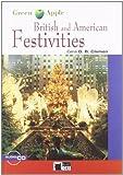 British & American Festivities+cd (Green Apple)