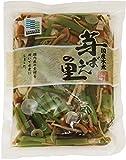 北海道物産のこだわり食材 国産山菜ミックス水煮 110g