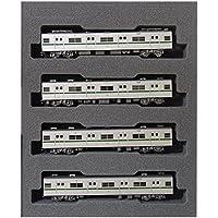 KATO Nゲージ 営団地下鉄 千代田線6000系 増結 4両セット 10-1144 鉄道模型 電車