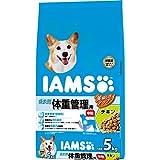アイムス 成犬用 体重管理用 チキン中粒 5kg