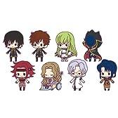 コトブキヤ ラバーストラップコレクション コードギアス 反逆のルルーシュ STAGE.1 キャラクター雑貨 BOX