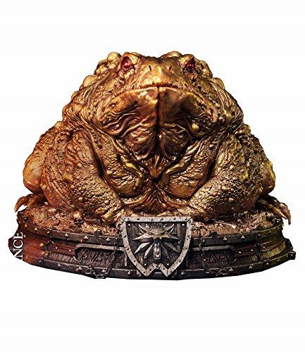 ウィッチャー3 ワイルドハント カエルの王子様 ゴールド プレミアムマスターライン ポリストーン スタチュー PMW3-05GL