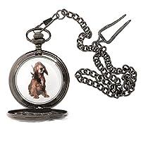 記念品Personalizedポケット時計カスタム写真WatchロゴPocekt WatchカスタマイズIt 。