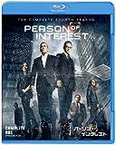パーソン・オブ・インタレスト<フォース> コンプリート・セット(4枚組) [Blu-ray]