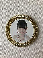 HKT48 堺萌香 777んてったってHKT48 7周年は天神で大フィーバー アクリルメダル