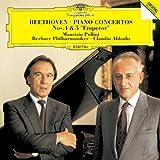 ベートーヴェン:ピアノ協奏曲第4番&第5番「皇帝」 画像