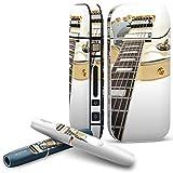 スマコレ アイコス ケース iqos ケース 専用スキンシール コンプリートセット 写真・風景 ギター 001007