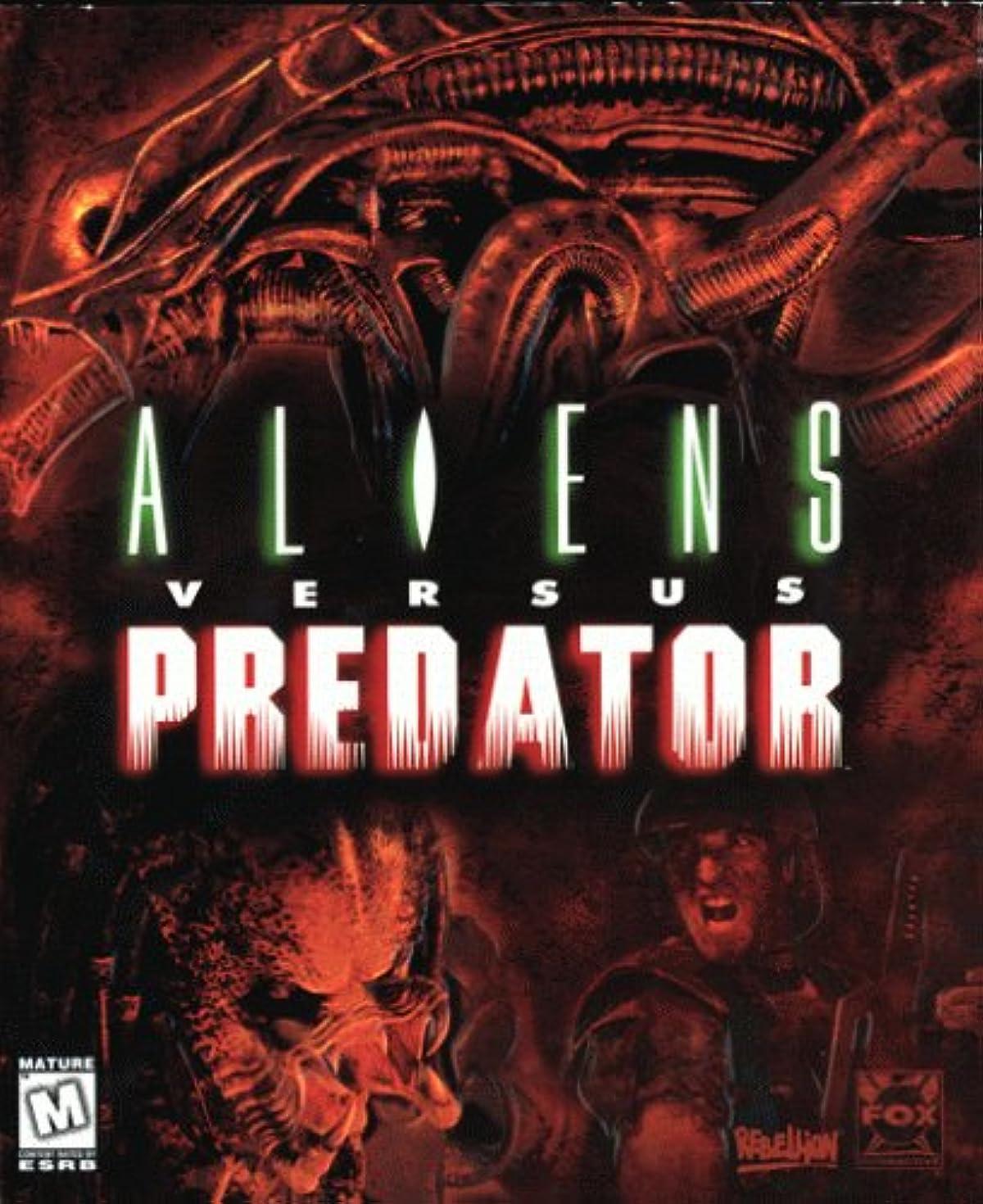 咽頭ご飯知覚的Aliens Versus Predator (輸入版)