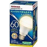 東芝ライテック LED電球 一般電球形 広配光タイプ 一般電球60W形相当 LDA8L-G-K