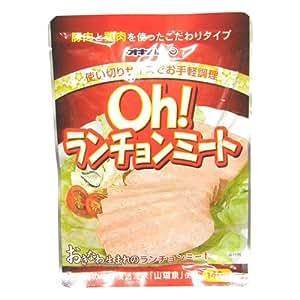 オキハム Oh!ランチョンミート(大) 140g