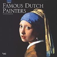 Famous Dutch Painters 2019 Calendar