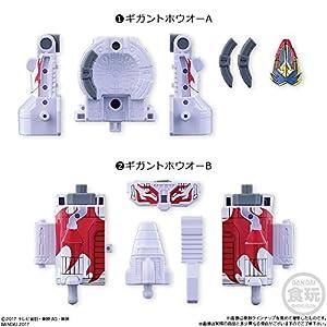 ミニプラ キュータマ合体シリーズ04 ギガントホウオーセット (6種セット×1個入) 食玩・清涼菓子 (宇宙戦隊キュウレンジャー)