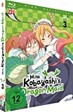 Miss Kobayashis Dragon Maid - Blu-ray 3: Deutsch