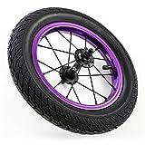 カスタムパーツ for STRIDER ストライダー X-WHEEL Light+タイヤセット SDL-B-WXL 【ムラサキ限定モデル】MPP
