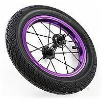カスタムパーツ for STRIDER ストライダー X-WHEEL Light+タイヤセット SDL-B-WXL 【ムラサキ限定モデル】