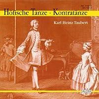 Taubert:Hofische Tanze