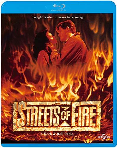 ストリート・オブ・ファイヤー [Blu-ray]