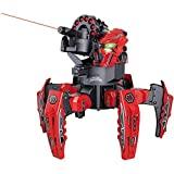 Riviera RC Space Warrior Battle Robot with Remote Control, Red [並行輸入品]