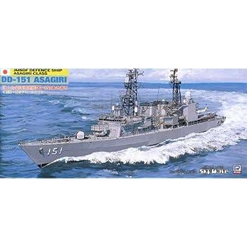 ピットロード 1/700 護衛艦 あさぎり J13