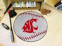 """Fanmats Collegiate 27in。野球マット 29"""" Diameter 627 1"""