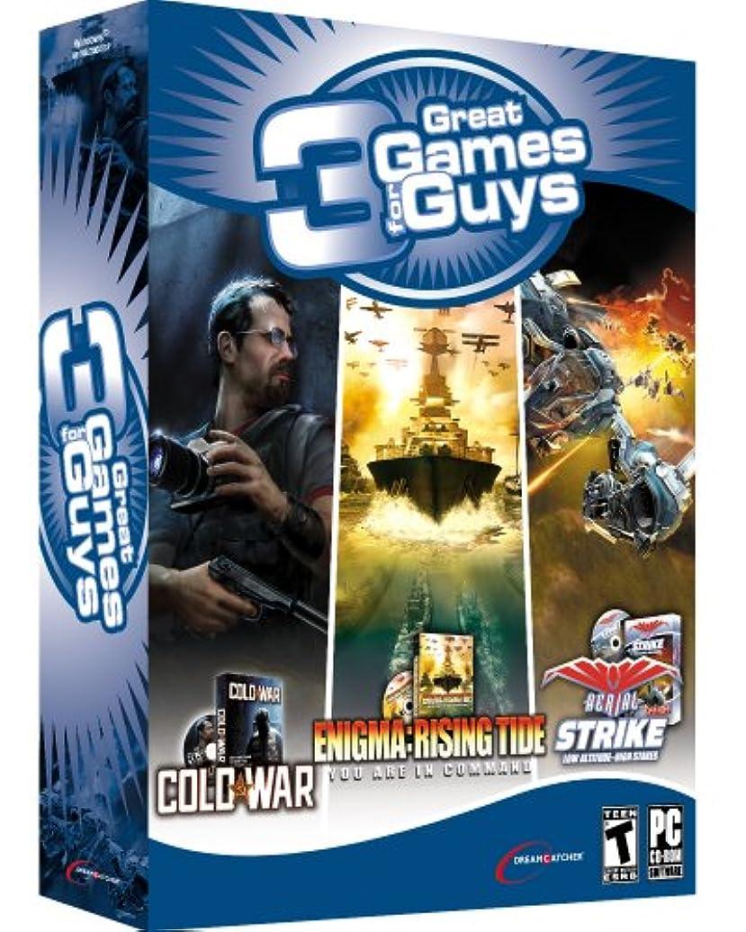 次の面では気まぐれな3 Great Games for Guys (輸入版)