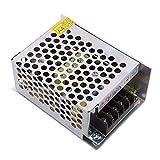 Lixada AC 110V/220V ~ DC 12V 2.5A 30W 直流電圧変換器 スイッチング電源 LEDストリップ用