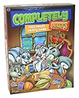 Completely Nuts - The Family Game of Speed and Fun - Be The First to Play Your Cards and Grab The Nut [並行輸入品]