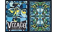 Vizago LuminoブルーPlaying Cards