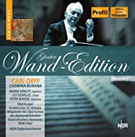 Orff: Carmina Burana by ORFF (2005-07-19)
