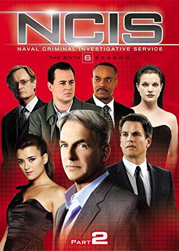 NCIS ネイビー犯罪捜査班 シーズン6 DVD-BOX Part2[DVD]