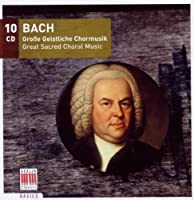 Great Sacred Choral Music by J.S. BACH (2010-06-08)