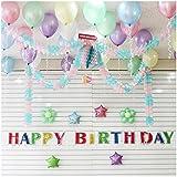 誕生日の装飾、結婚式、結婚式、パーティー、イベント、風船パーティーの装飾セット(海外直送品) (D-SET)