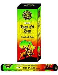 GR Lion of Zion Incense Sticks ( Pack of 6 )