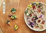 季節のちりめん遊び 作って飾って見て楽しい 花と実と祭りごと 画像