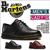 ドクターマーチン 1461 3ホール オックスフォード ユニセックス UK5-23.5-24.0 ブラック(21859001) (並行輸入品)