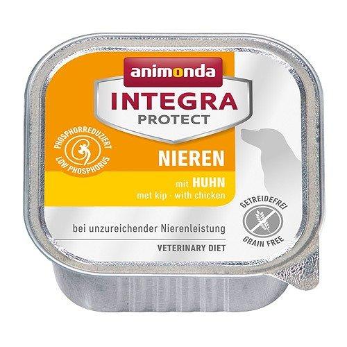 アニモンダ インテグラプロテクト 犬用 腎臓ケア 鶏 150g×11トレイ  86400