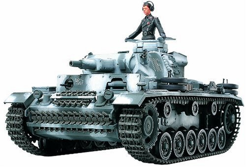 1/35 ミリタリーミニチュアシリーズ No.290 ドイツ III号戦車 N型 35290