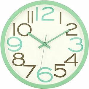 アイリスプラザ デザイン 掛け時計 パステルグ...の関連商品3