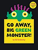 Go Away, Big Green Monster!(書籍/雑誌)