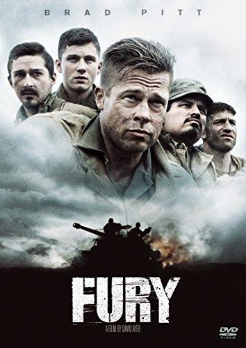 FURY / フューリー [DVD]の詳細を見る