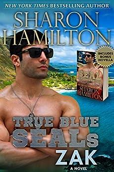 TRUE BLUE SEALS: ZAK: True Navy Blue by [Hamilton, Sharon]