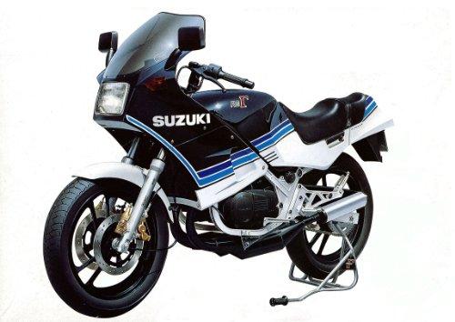 1/12 ネイキッドバイク No.73 スズキ RG250Γ