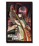 ブシロードスリーブコレクションHG (ハイグレード) Vol.24 学園黙示録HIGHSCHOOL OF THE DEAD 『毒島冴子』