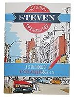 Coloring Books Steven Drawing Book [並行輸入品]