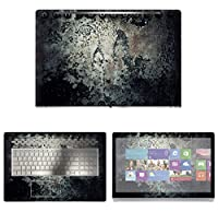 Decalrus - Protective Decal Skin Sticker for HP ENVY 17M AE011DX (17.3 Screen) case cover wrap HPenvy17_ae011dx-168