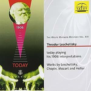 Vol. 13-Welte Migon Mystery (Theodor Leschetizky T