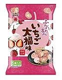 越後製菓 ふんわり名人いちご大福味 60g ×6袋