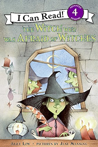The Witch Who Was Afraid of Witches (I Can Read Level 4)の詳細を見る