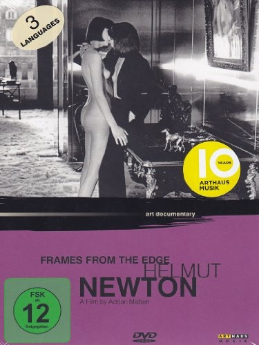 Frames From the Edge: Helmut Newton [DVD] [Import]