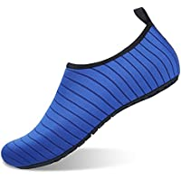 Water Shoes,Bmeigo Adult Kids Aqua Shoes Barefoot Beach Socks Quick Dry for Swimming Surf Yoga Boating Diving Pool